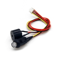 mRo 5-Pins JST-GH to Buzzer+Switch (LED) - MRC0223