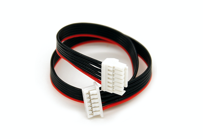 mRo 6-Pin JST-GH to 6-Pin Molex PicoBlade 51021 Straight