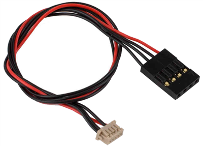 mRo Cable [5-Pins DF13] to [4-Pins 2.54mm header]