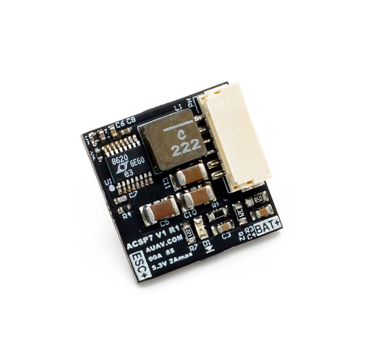 mRo Hall Sens Power module ACSP7 (Next Gen)