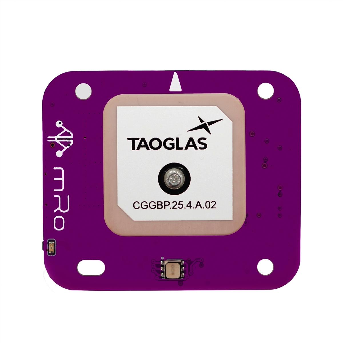 mRo GPS u-Blox Neo-M8N Dual Compass LIS3MDL+ IST8310