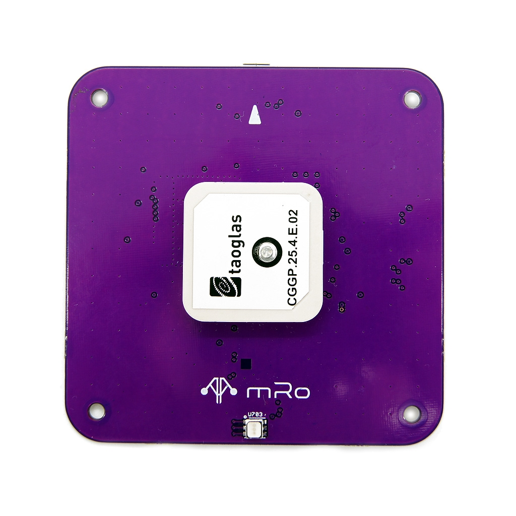 mRo GPS u-Blox Neo-M8N BGP + Duo Mag + USB