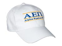 Alpha Epsilon Pi Fraternity Bar Hat