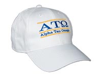 Alpha Tau Omega Fraternity Bar Hat