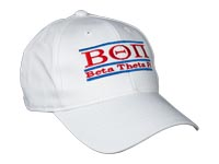 Beta Theta Pi Fraternity Bar Hat