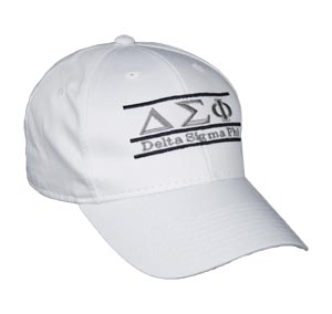 Delta Sigma Phi Fraternity Bar Hat