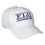 Phi Gamma Delta Fraternity Bar Hat