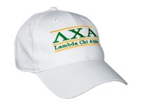 Lambda Chi Alpha Fraternity Bar Hat