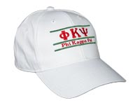 Phi Kappa Psi Fraternity Bar Hat