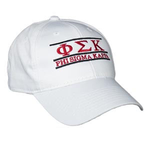 Phi Sigma Kappa Fraternity Bar Hat