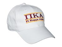 Pi Kappa Alpha Fraternity Bar Hat