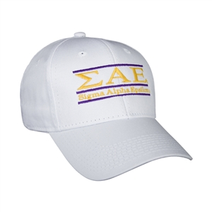 Sigma Alpha Epsilon Fraternity Bar Hat
