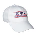 Sigma Phi Epsilon Fraternity Bar Hat