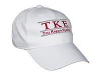 Tau Kappa Epsilon Fraternity Bar Hat
