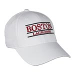 Boston University BU Lacrosse Bar Hat