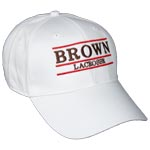 Brown Lacrosse Bar Hat