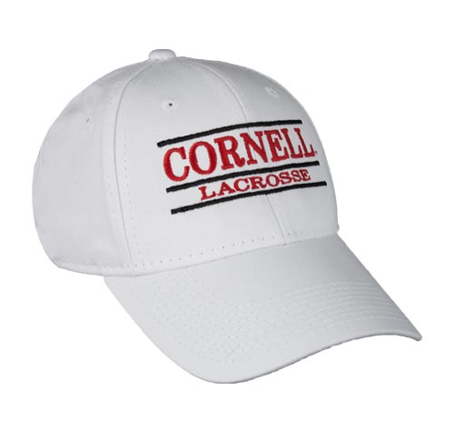 Cornell LAX Snapback Lacrosse Bar Hats by The Game 8db9c22137c