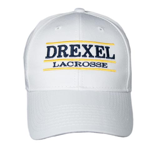 457dbfcfc3b Drexel LAX Snapback Lacrosse Bar Hats by The Game