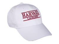 Harvard Lacrosse Bar Hat