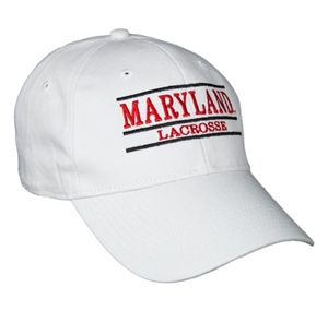 Maryland Lacrosse Bar Hat