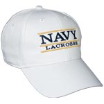 US Navy Lacrosse Bar Hat