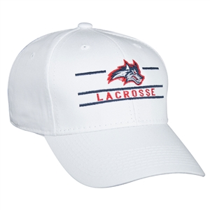SUNY Stony Brook Lacrosse Bar Hat