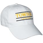 Towson State Lacrosse Bar Hat