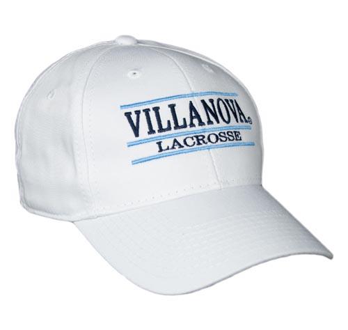 3a0e60405c8 Villanova LAX Snapback Lacrosse Bar Hats by The Game