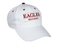 Boston College Hockey Bar Hat