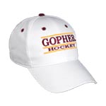 Minnesota Hockey Bar Hat