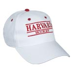 Harvard Hockey Bar Hat