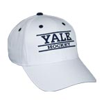Yale Hockey Bar Hat