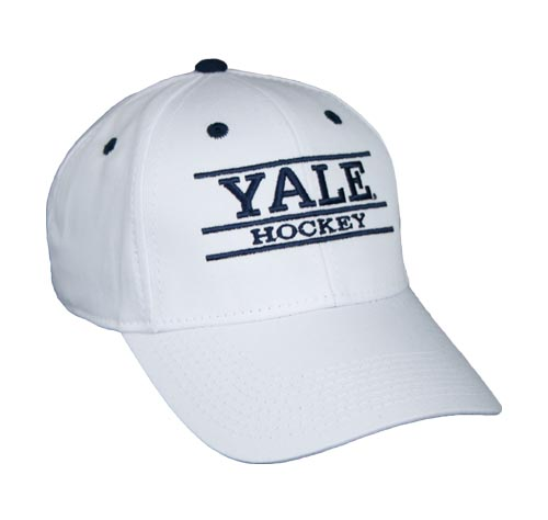 ed1048e4fca639 Yale Snapback College Hockey Bar Hats by The Game