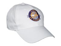 Louisiana State University Tigers Circle Hat