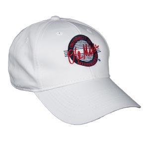 Ole Miss Circle Hat