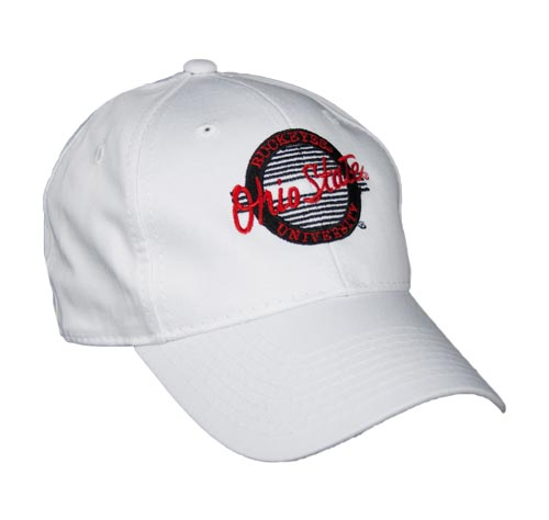 e7dd33838aa Ohio State Snapback Circle Hats by The Game