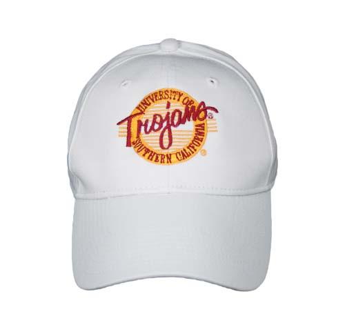 b5b001ff99f Southern California Trojans Circle Hat