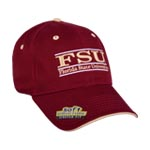 Florida State Stretch-Fit Bar Hat