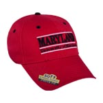Maryland Stretch-Fit Bar Hat