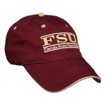 Florida State Adjustable Bar Hat