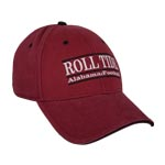 Alabama Crimson Tide Football Bar Hat
