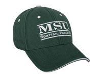 Michigan State Spartans Football Bar Hat