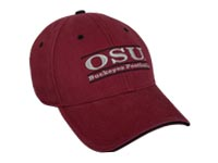 Ohio State Buckeyes Football Bar Hat