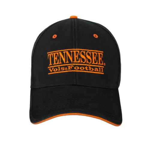 e9aa577f3 Tennessee Volunteers Football Snapback Bar Hats by The Game
