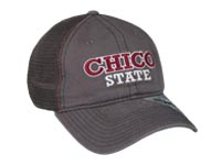 Cal State Chico Trucker Mesh Circle Hat