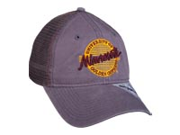 Minnesota Trucker Mesh Circle Hat