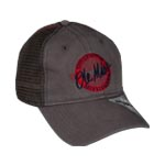 Mississippi Trucker Mesh Circle Hat