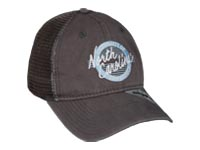 UNC Chapel Hill Trucker Mesh Circle Hat