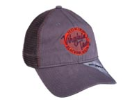 Virginia Tech Trucker Mesh Circle Hat