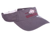 Arkansas Golf Visor
